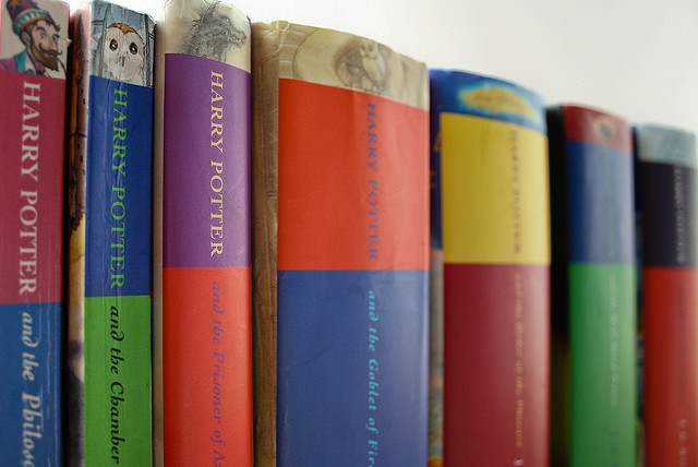 What are some good reasons for reading the Harry Potter Series?